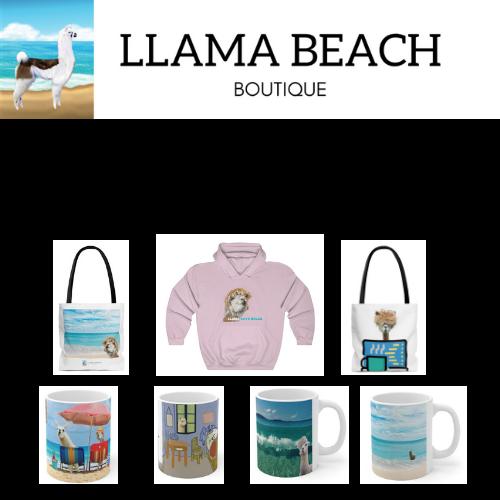Llama Beach Boutique