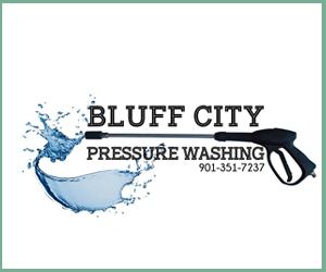 bluff city pressure washing