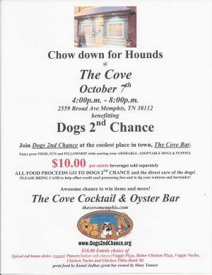 Chow Down for Hounds