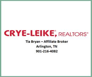Crye-Leike Realtors Silver Sponsor