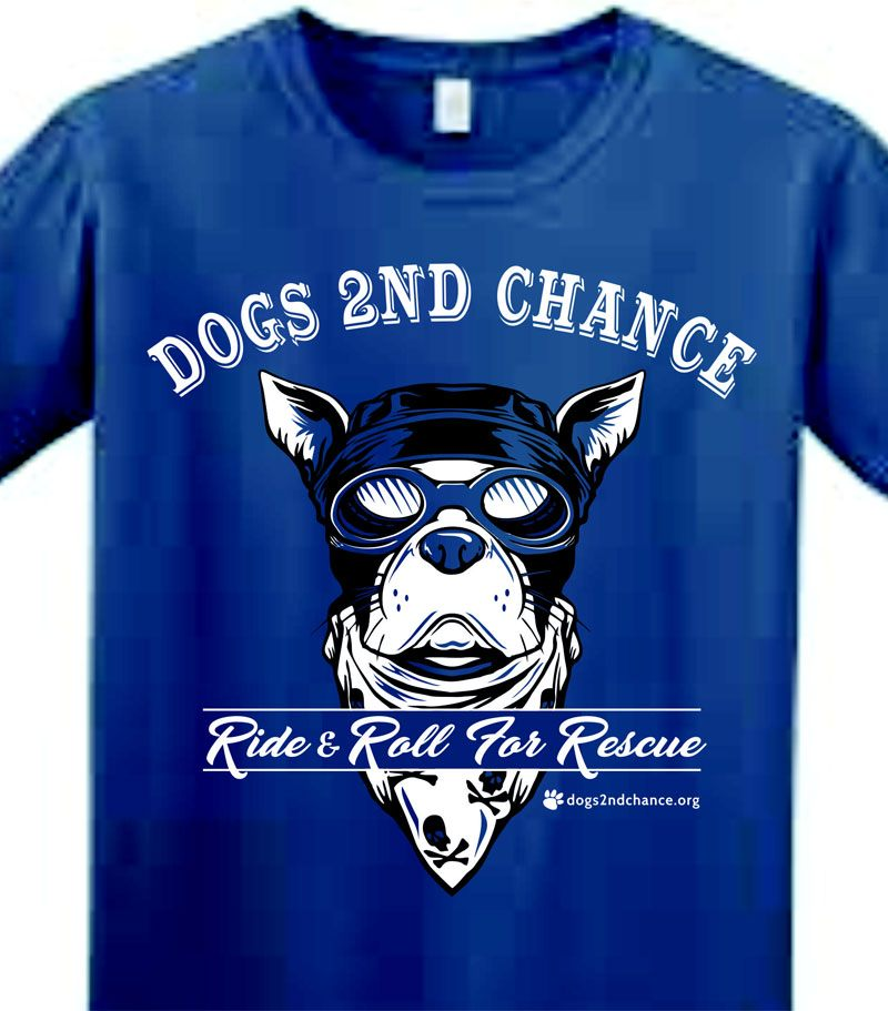 Ride and Roll for Rescue Shirt