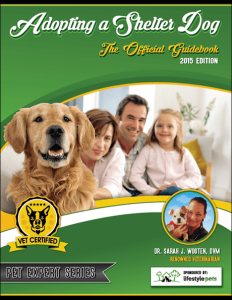 Book: Adopting a Shelter Dog