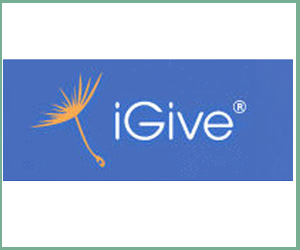 Donate by using iGive