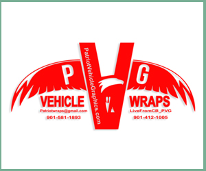 Patriot Vehicle Graphics Wraps