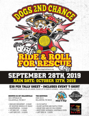 Ride and Roll for Rescue 2019